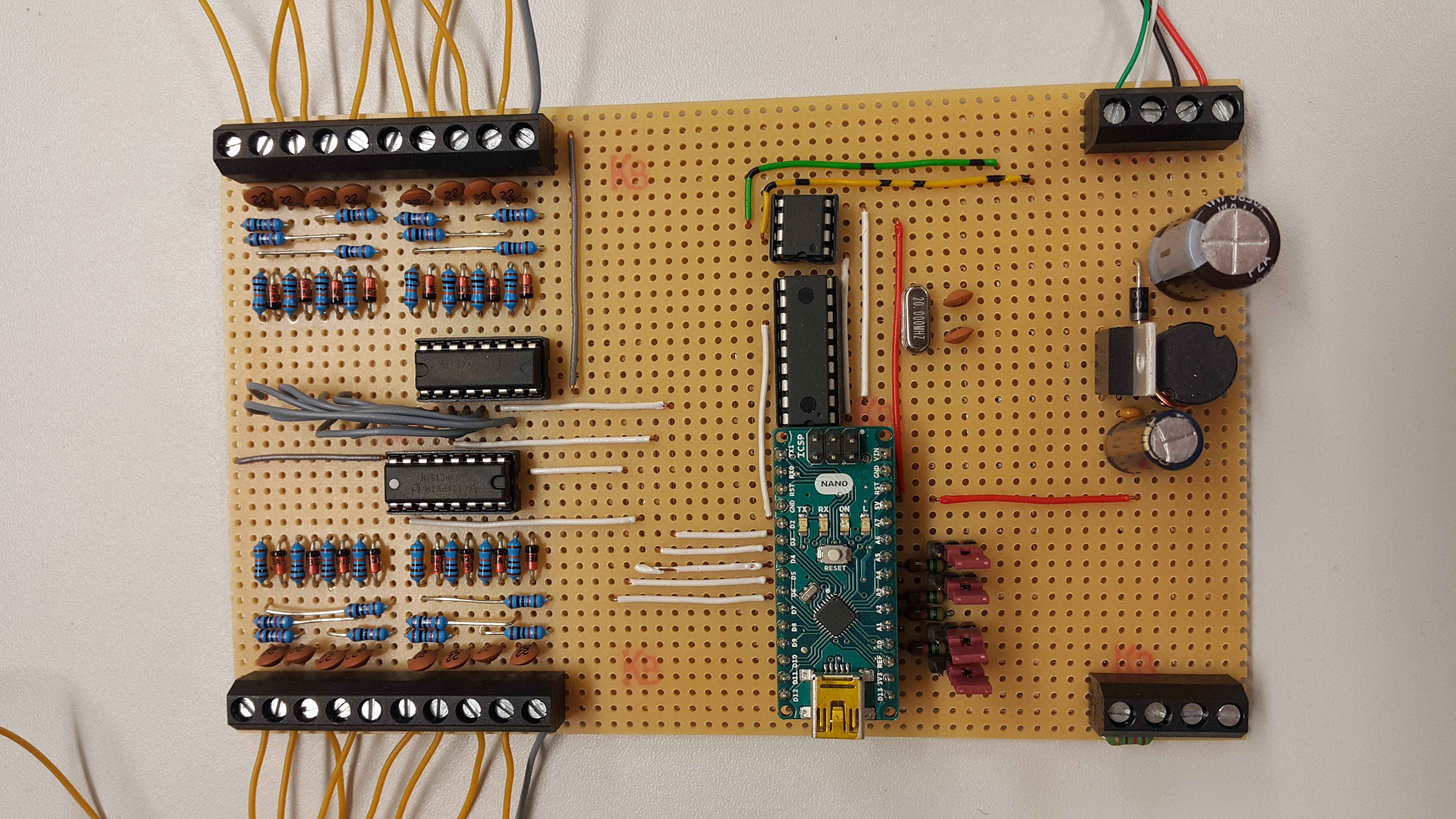 Sensorboard